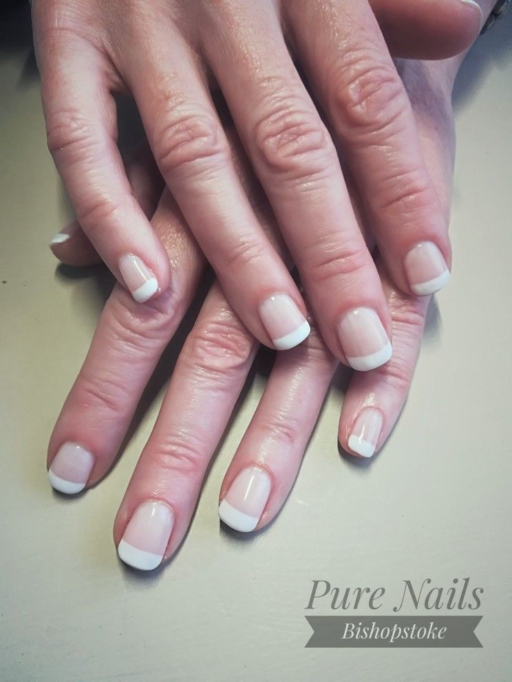 Natural Nails - with gel builder for added strength. Lasting up to ...