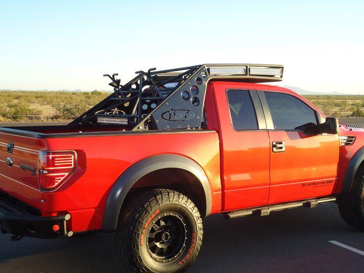 Baja Safari Rack Raptor Google Search Trucks Roof Rack Truck Roof Rack