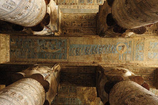 Egypt10_0914 | Temple of Hathor Dendara, Egypt | Wallace | Flickr