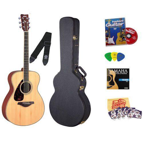 Save 10 Order Now Yamaha Fs720s Acoustic Guitar Bundle With Yamaha Hard Case Guitar Reviews Best Acoustic Guitar Acoustic Guitar