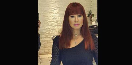 Ahora sí que Luz Nereida parece una nena!...