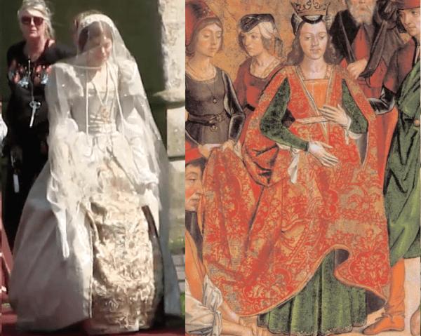 39+ Catherine of aragon wedding dress ideas