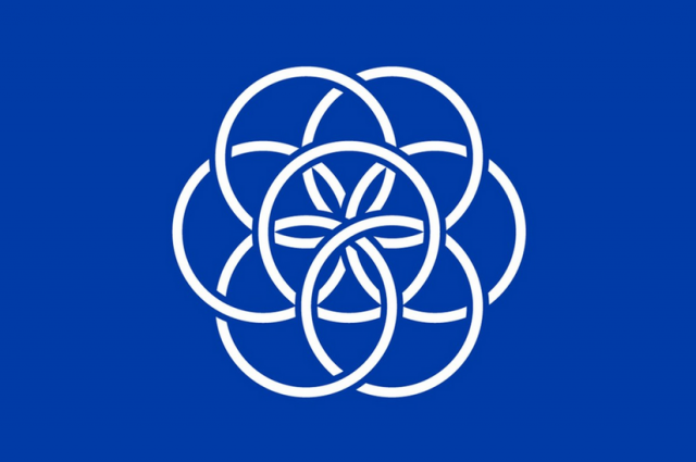 1ee844bfdd4c Planet Earth Now Has A Flag