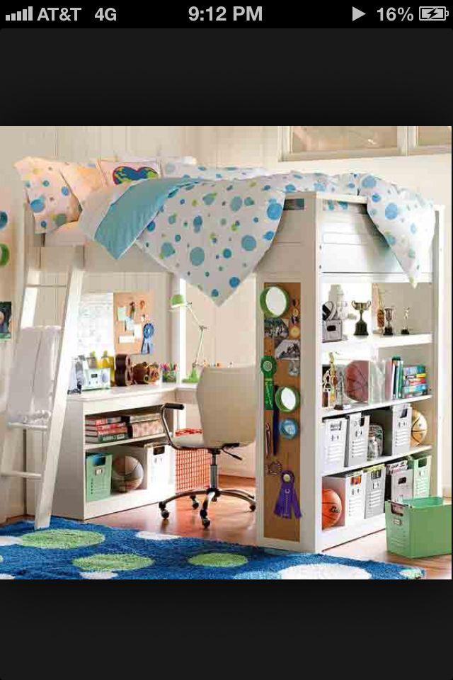 Ideas for small room favorite places spaces - Decoracion habitacion individual ...