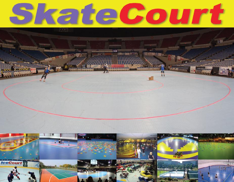 Skate Court Backdrop 7350 Www Sign11 Com Court Basketball Court Hockey Rink