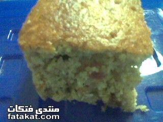 كيكة الشوفان بالزبادى صحية ومغذية ولذيذة بالصور منتدى فتكات Oatmeal Cake Food Cooking
