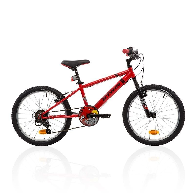 5783acdc68 Vtt enfant racingboy 320 20 pouces 6-9 ans red b'twin | Velo ...