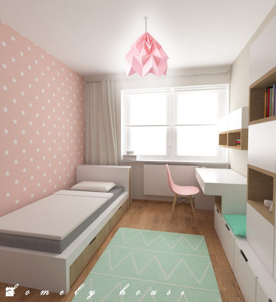 Pokój dziecka styl nowoczesny zdjęcie od homely house pokój