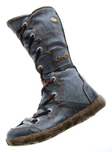 Stiefel Schwarz Winter Gefüttert Schuhe Tma Leder Weiß Damen rQChtsd