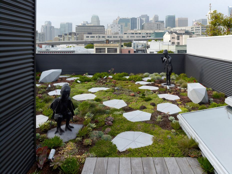 17 Best 1000 images about Roof garden on Pinterest Gardens Green