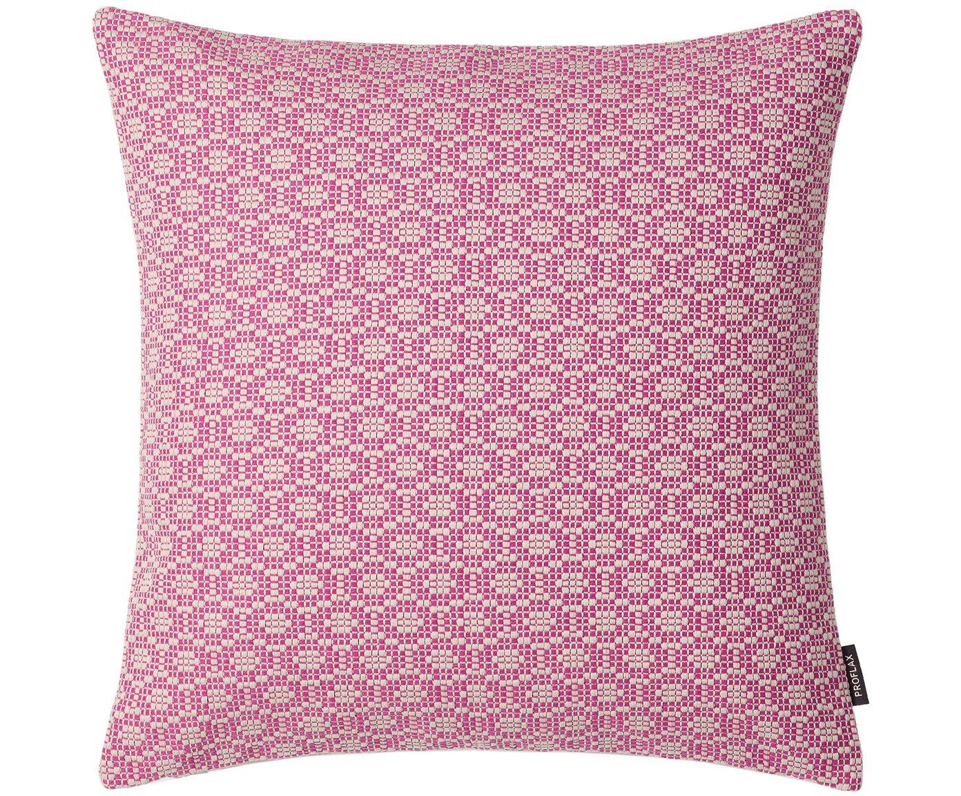 Kissenhulle Zoe In Pink Von Proflax Sorgt Fur Gemutlichkeit