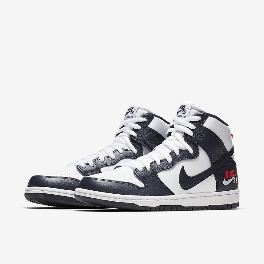 watch 3c8c5 e4a5b Nike SB Dunk Pro High Men's Skateboarding Shoe   Shoes ...