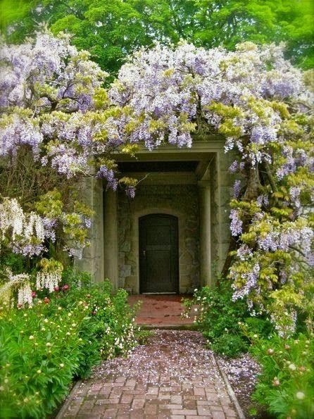 Vancouver, BC Canada Italian Garden ~ Blogger Pixz