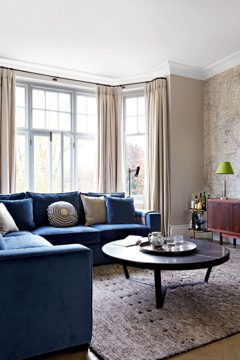 Small Living Room Ideas Blue Couch Living Room Blue Sofas Living Room Velvet Sofa Living Room