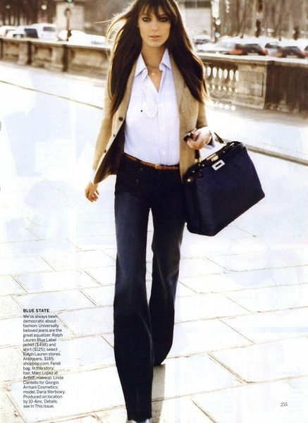 Simple and sophisticated work outfit. Less is more!