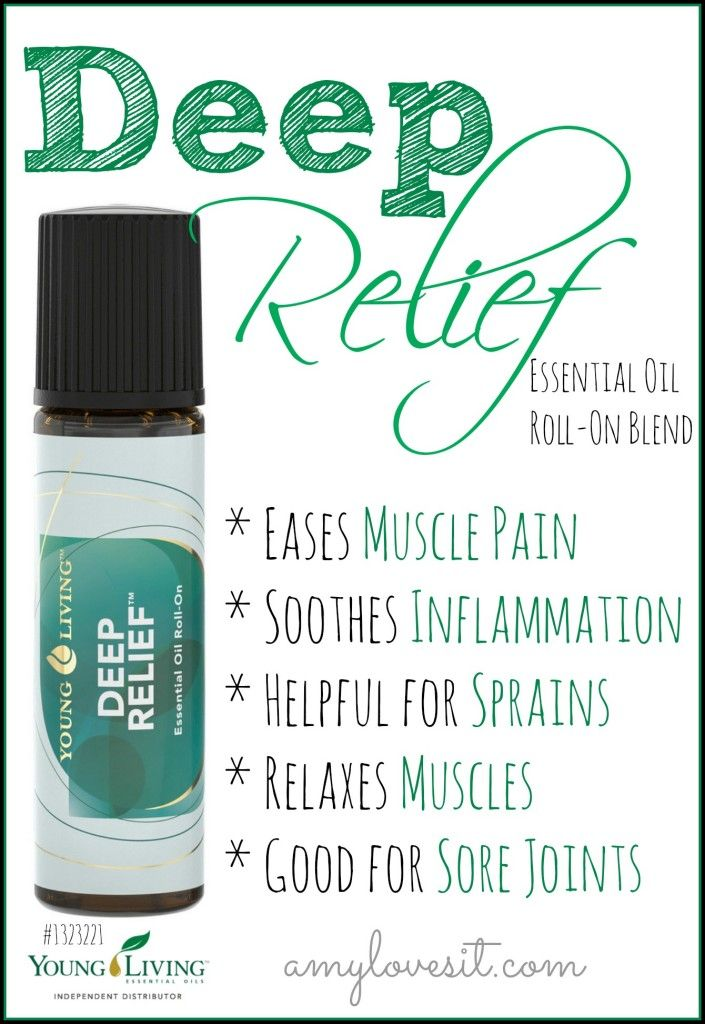 Deep Relief Essential Oil Roll On Quot This Stuff Is Crazy