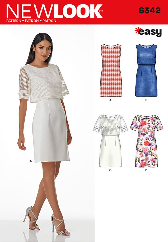 35+ Free Printable Sewing Patterns | Stylish dresses, Sewing ...