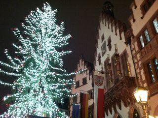 Weihnachtmarkt Frankfurt