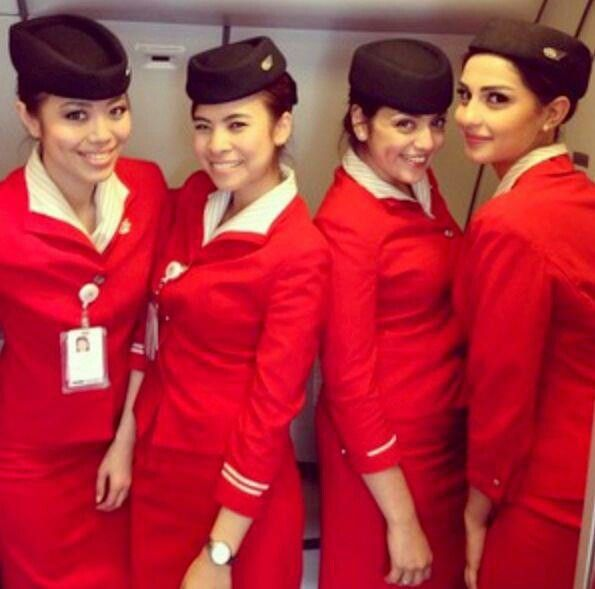 royal jordanian air hostess