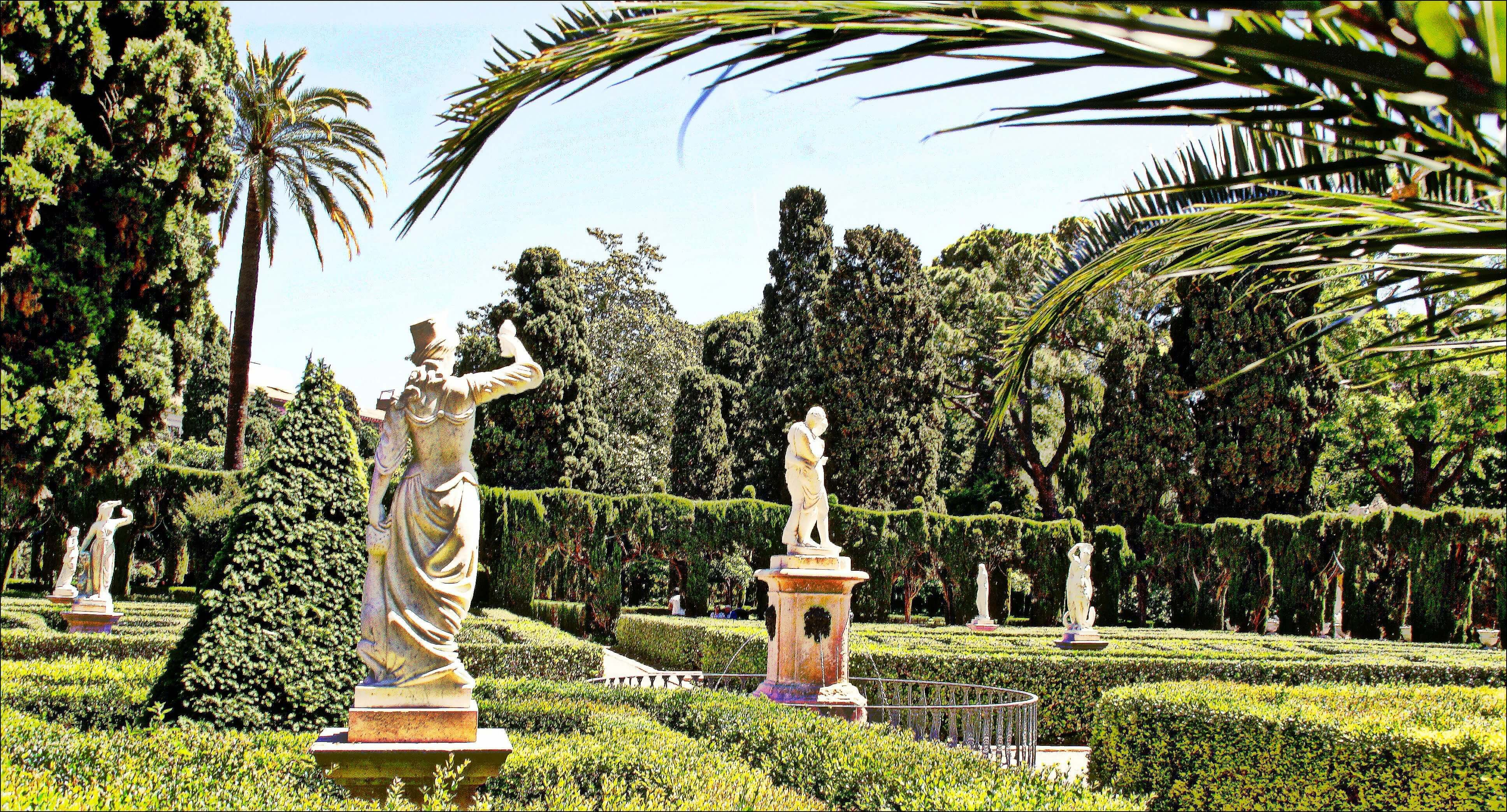 Jardines de monforte valencia espa a pinterest for Jardines de monforte valencia
