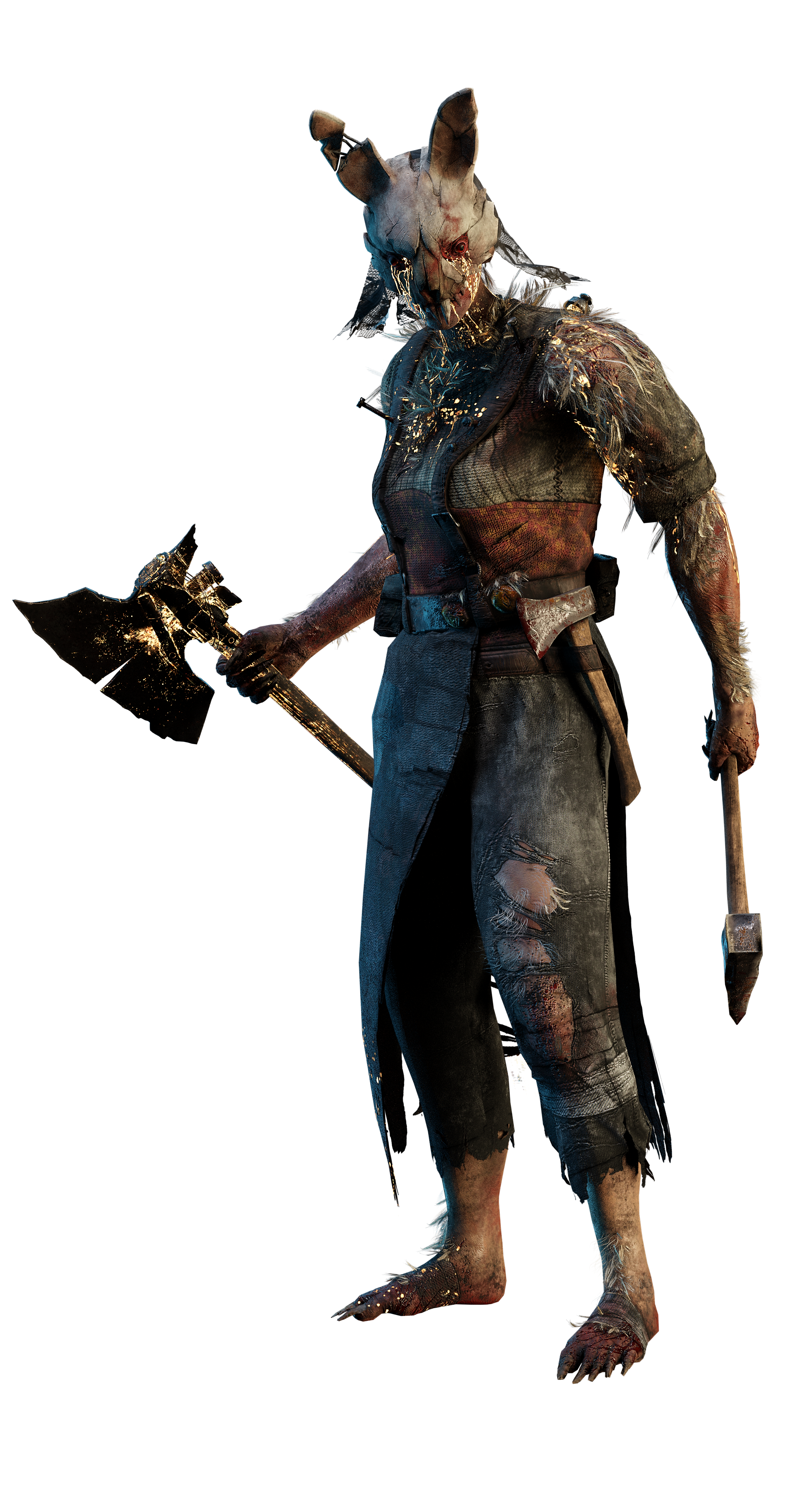Haunted Blight Huntress Render 4k By Skemooo Huntress Video Game Characters For Honour Game