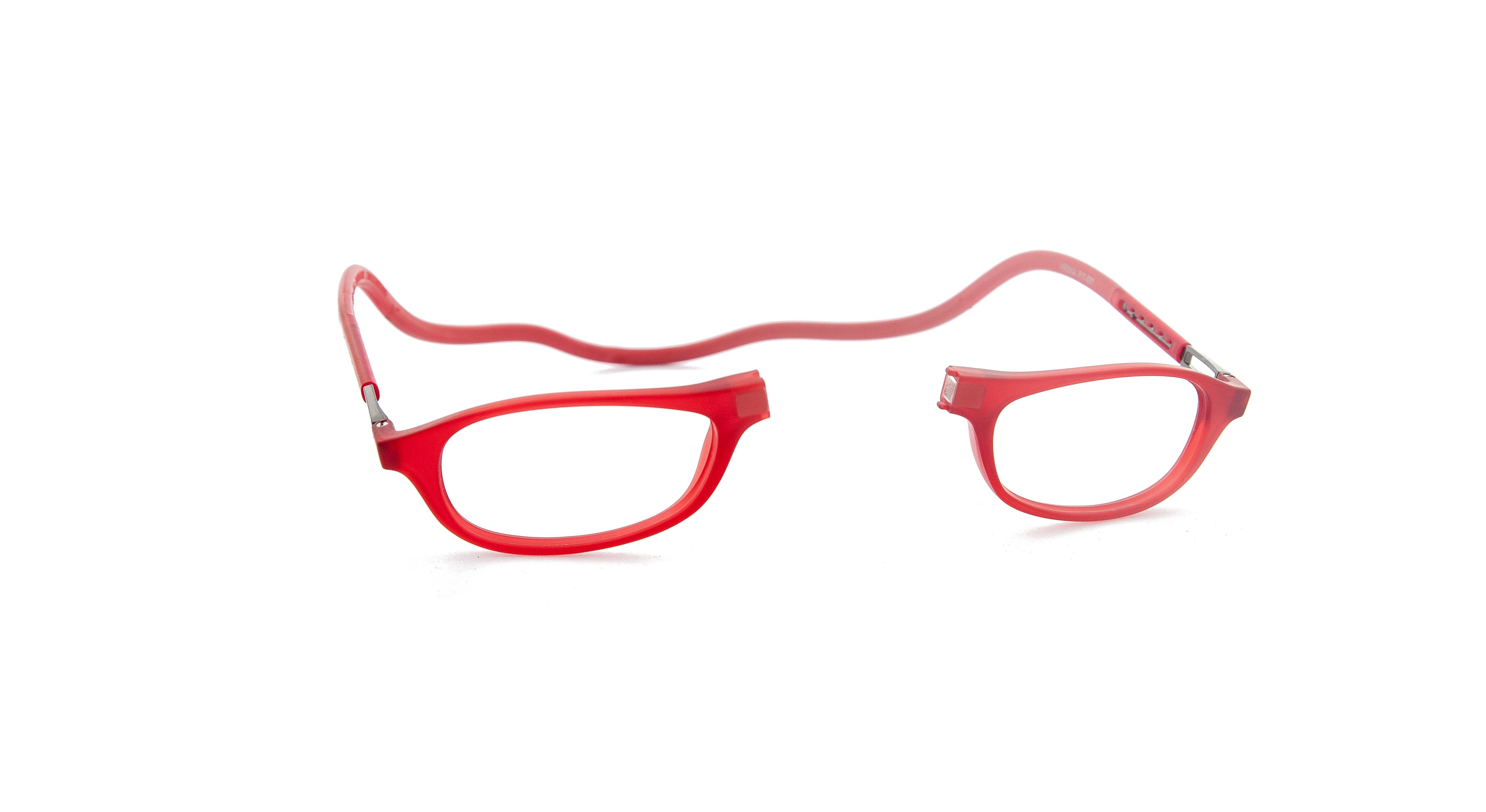 Gafas para vista cansada con conexión frontal magnética y varilla flexible ideal para cabellos largos #gafaslectura #eyewear #headband