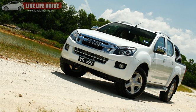 Isuzu D Max Test Drive Are You Ready To Ditch Your Sedan For