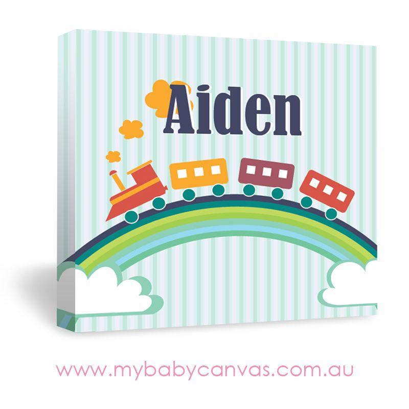 2e0a32dd96bc Aiden Baby Name Canvas Design