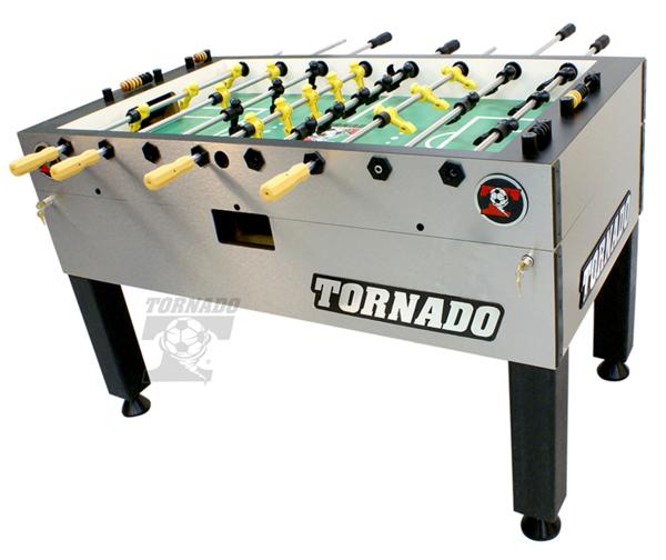 Valley Dynamo Tornado T3000 Foosball Table TPYMSTP3