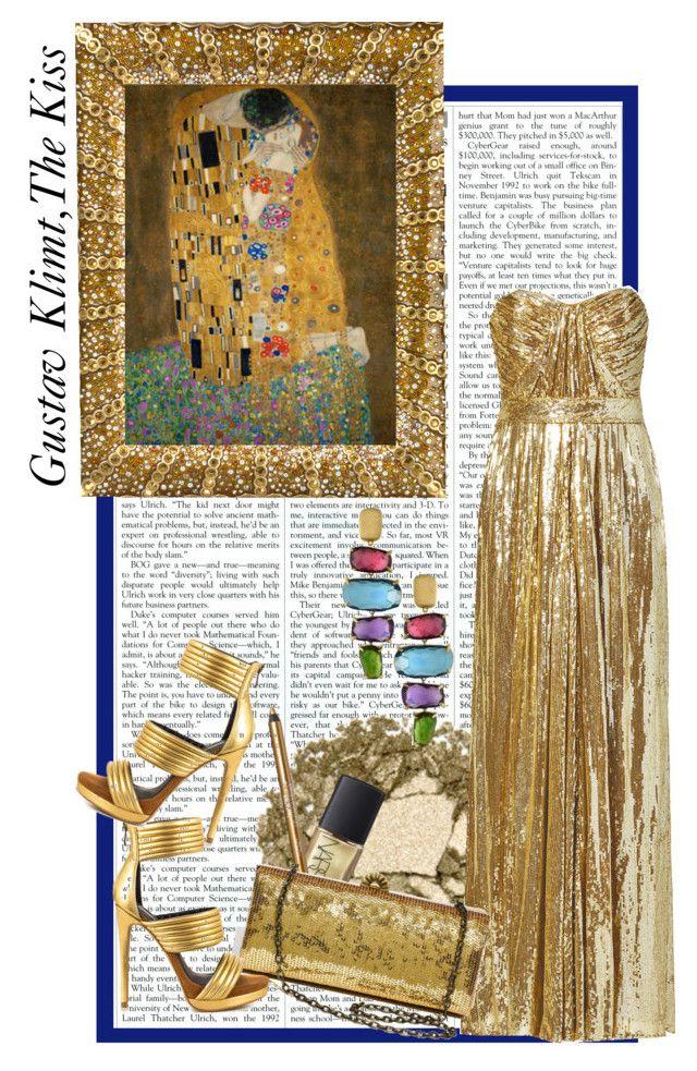 Gustav Klimt The Kiss\