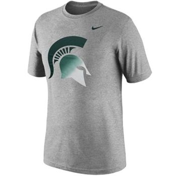 Nike Michigan State Spartans Gradient T-Shirt