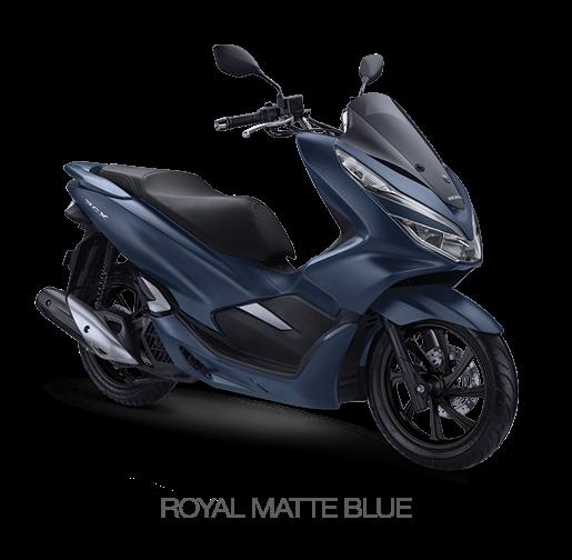 Astra Honda Motor Berikan Warna Baru Pada Honda Pcx 150 Di 2020 Honda Matte Black Sepeda Motor