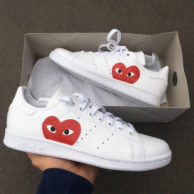 Adidas x CDG | THE CUSTOM MOVEMENT in 2020 | Jordan shoes ...