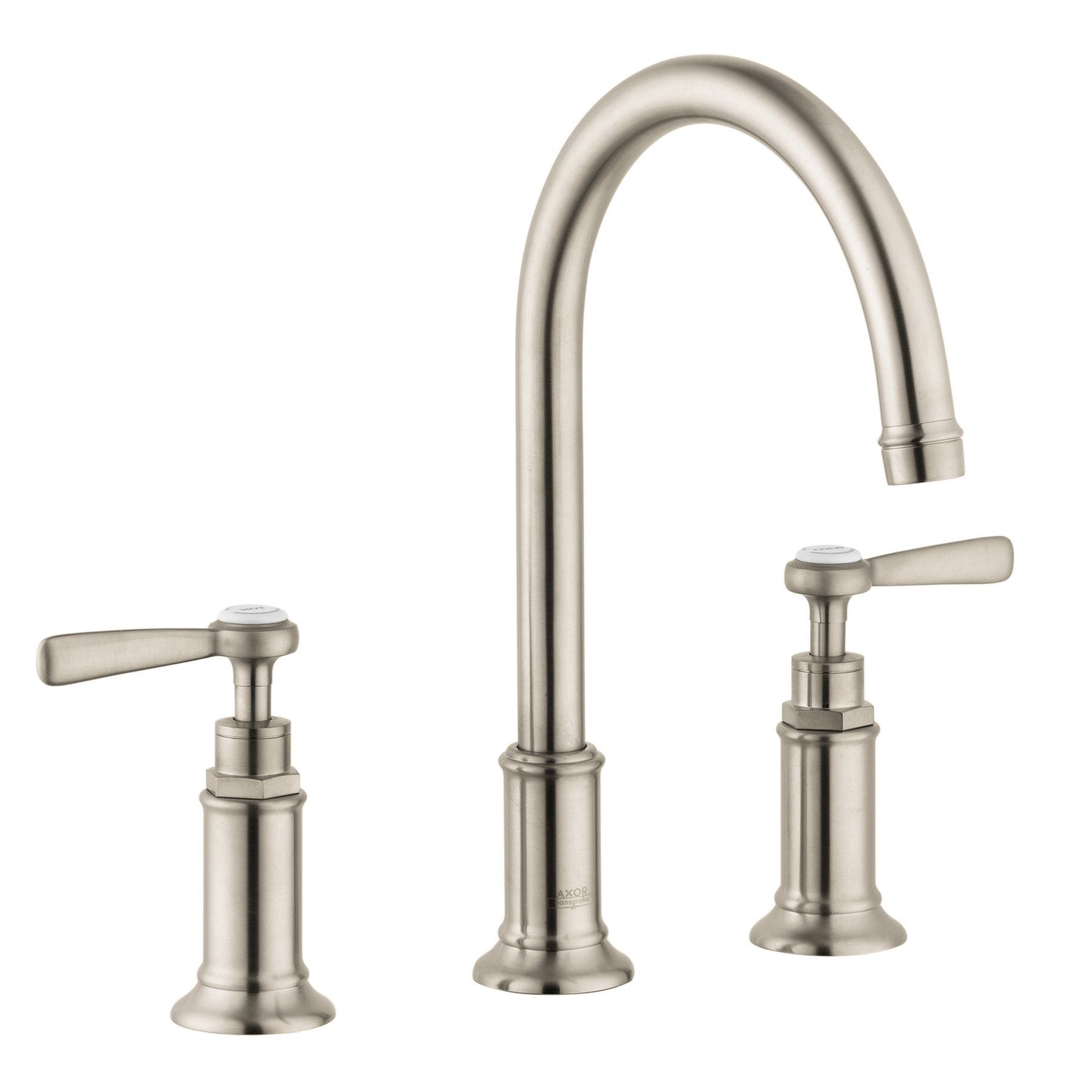 Hansgrohe Axor 16514001 Chrome Montreux Bathroom Faucet Widespread