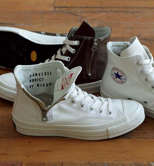Fuera de borda Por escaramuza  White converse | Converse, Sneakers, Cute shoes
