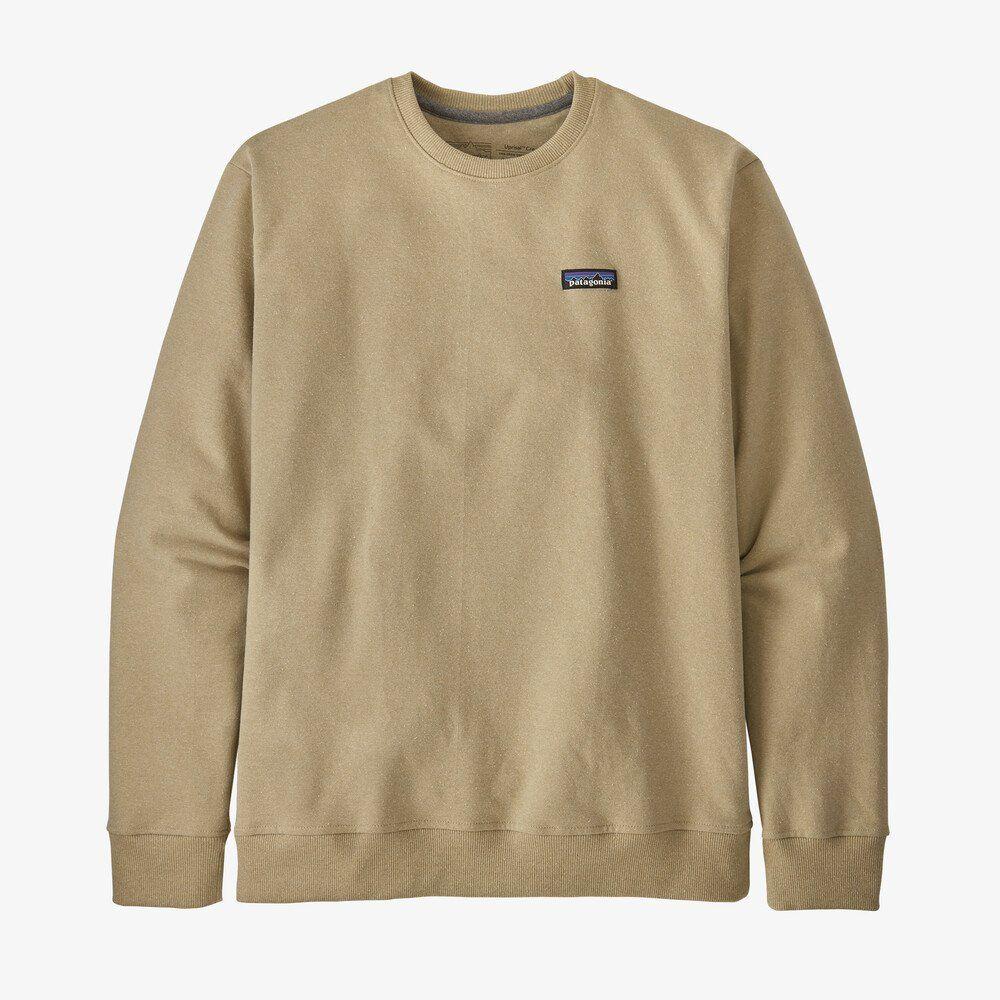 Patagonia Men S P 6 Label Uprisal Crew Sweatshirt Crew Sweatshirts Sweatshirts Men Crewneck Outfit [ 1000 x 1000 Pixel ]