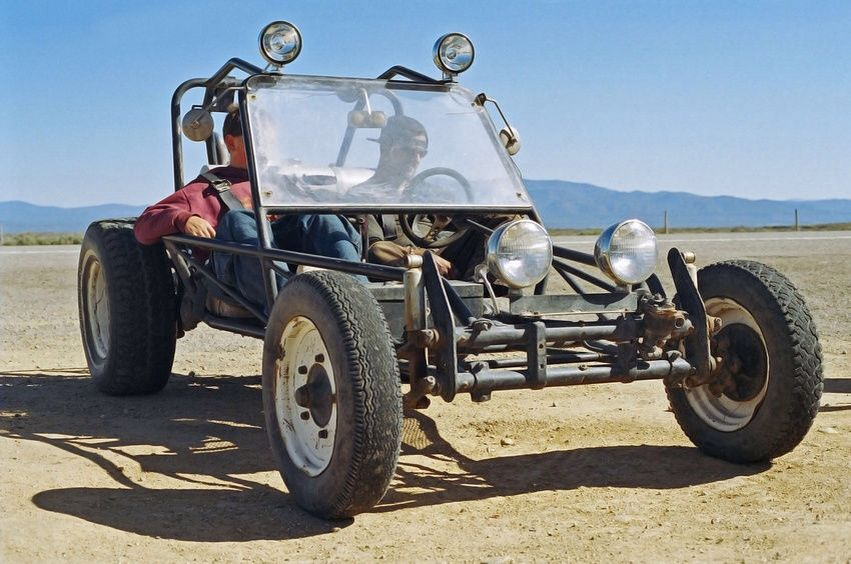 BUILDING A DUNE BUGGY EPUB