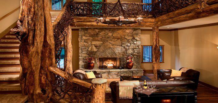 Chimney Rock Restaurant Delicious Rustic Restaurant