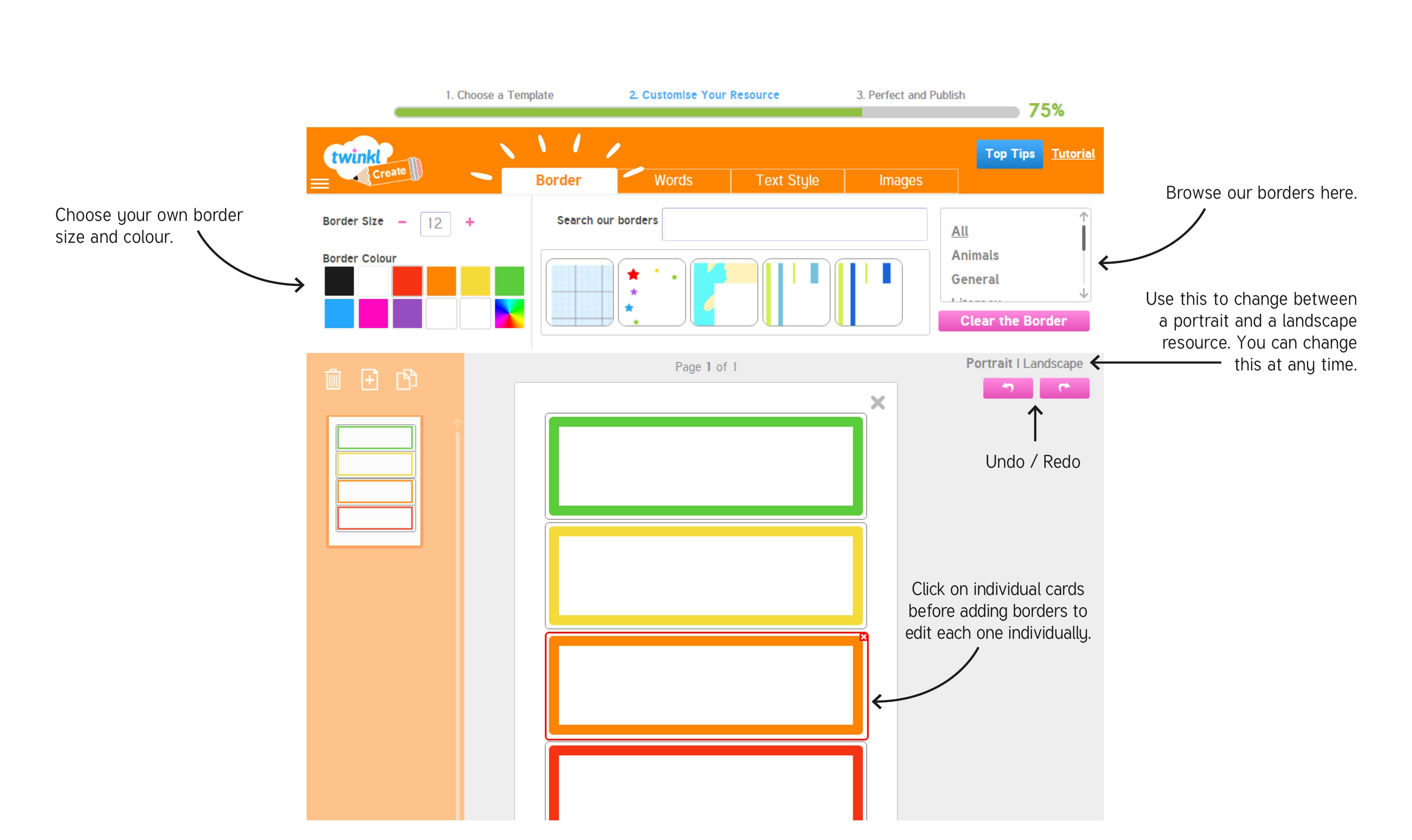 Twinkl Create Worksheet Generator And Classroom Display