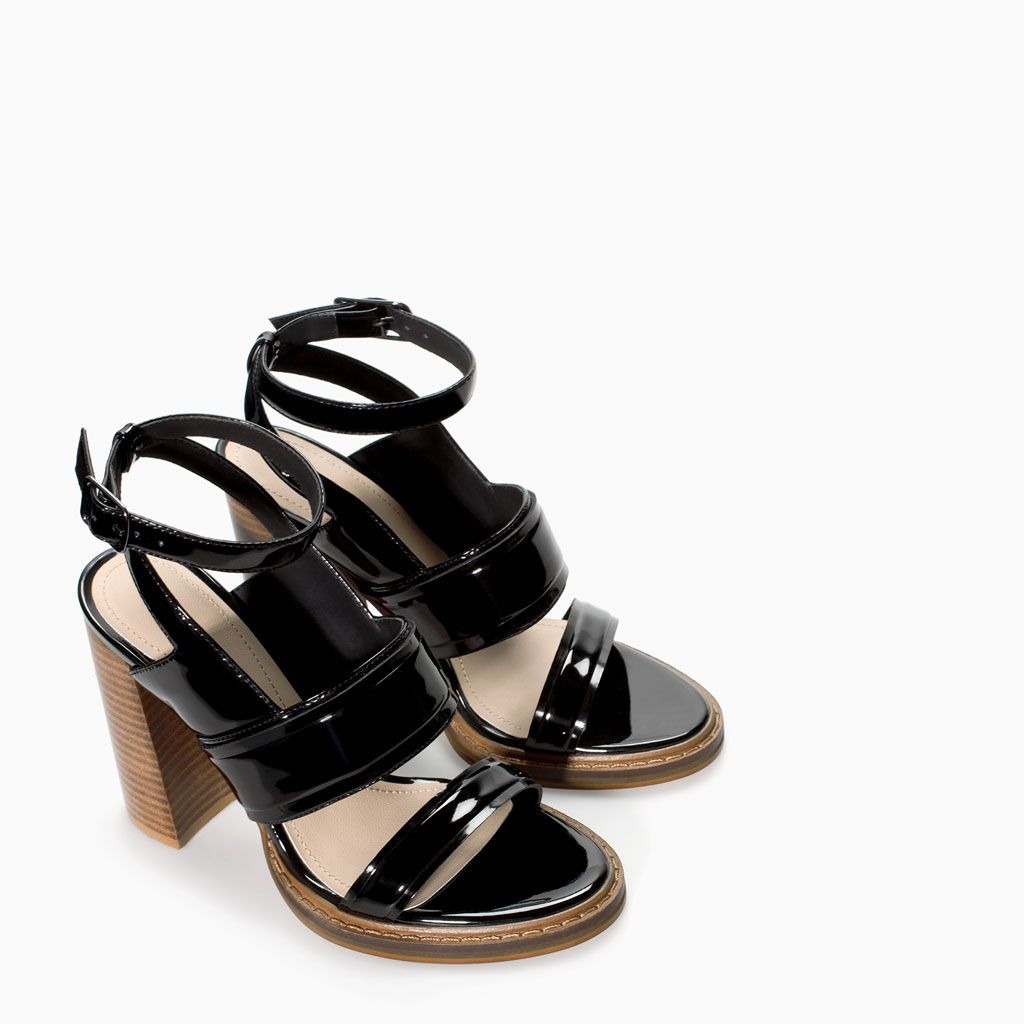 Summer Score Strap Sandal 2014Shoes Zara Ankle From My Sale qzMVSUp