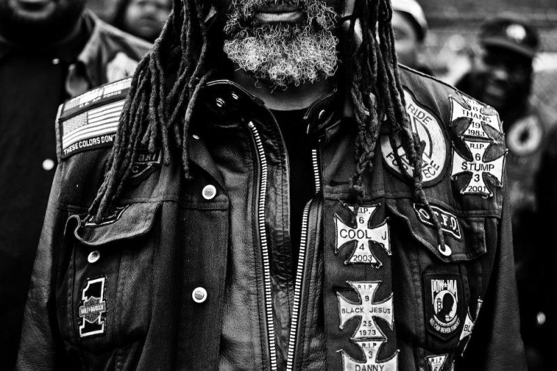 Outcast MC -- First black motorcycle club | Motolife