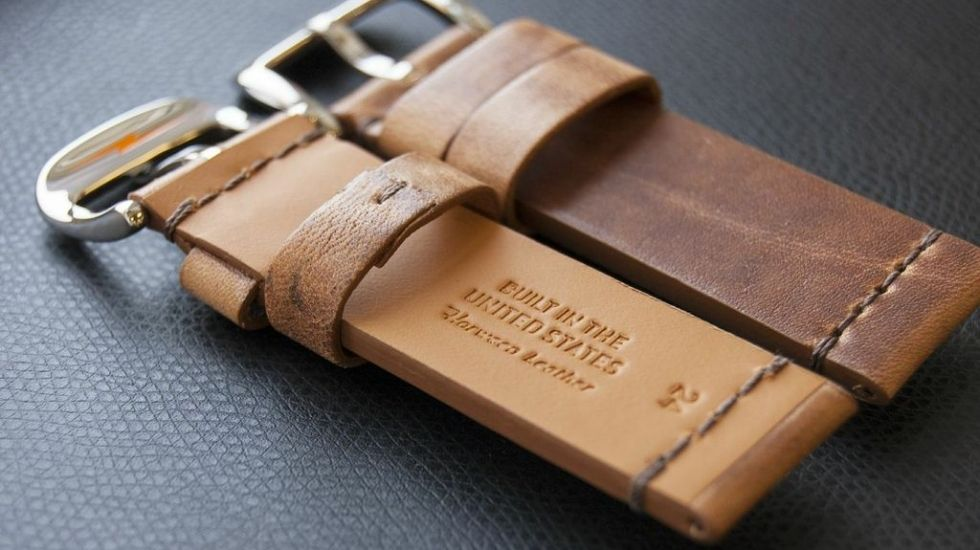 Nato Horwean Leather Watch Strap Google Search Diy Leather