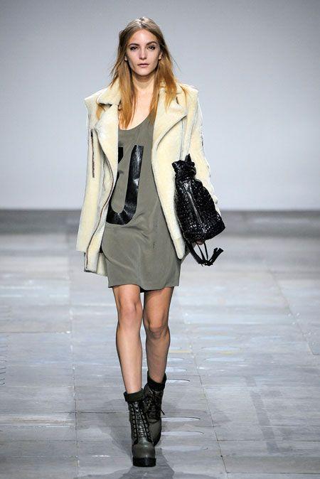 Just Like Military - London Fashion Week