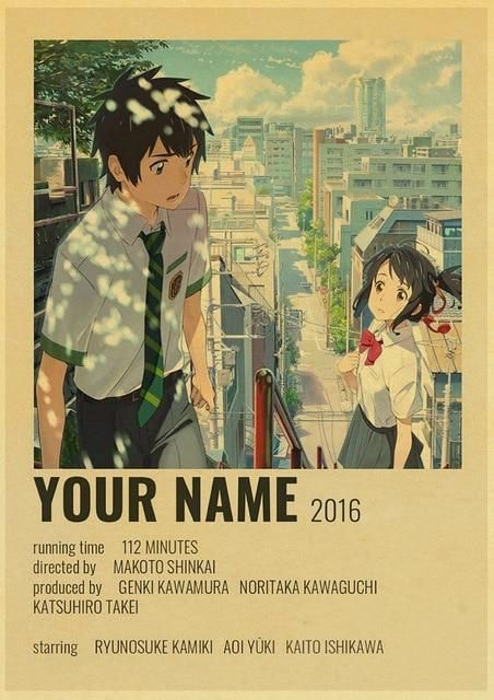 Classic Movie Posters - 30x21 cm / Q012