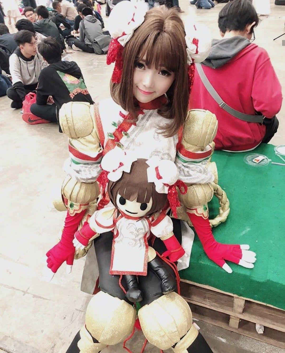 Mobile Legends Angela cosplay | Gadis manga, Gambar, Manga