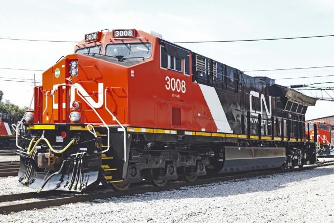 CN to purchase 200 new locomotives from GE Transportation over the next three years | GETransportation