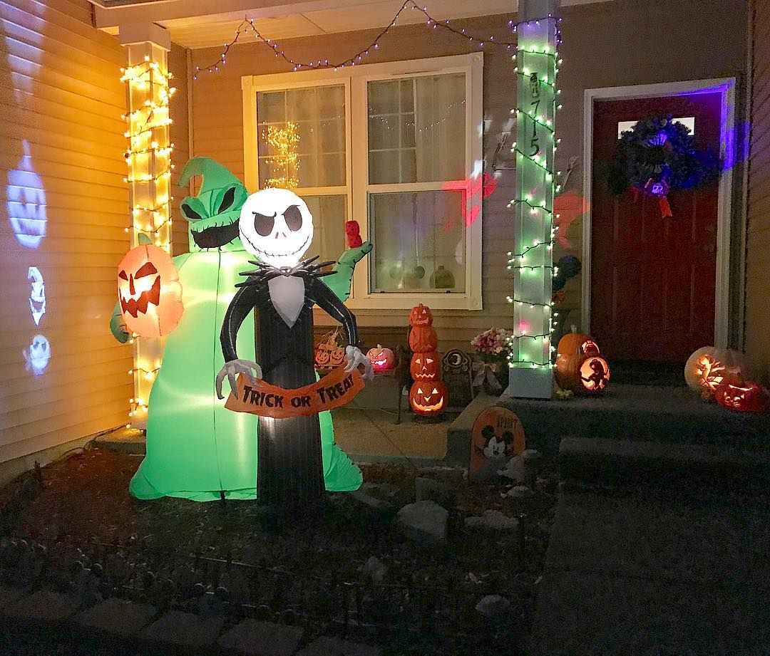 Park Art|My WordPress Blog_Nightmare Before Christmas Decorations Home Depot