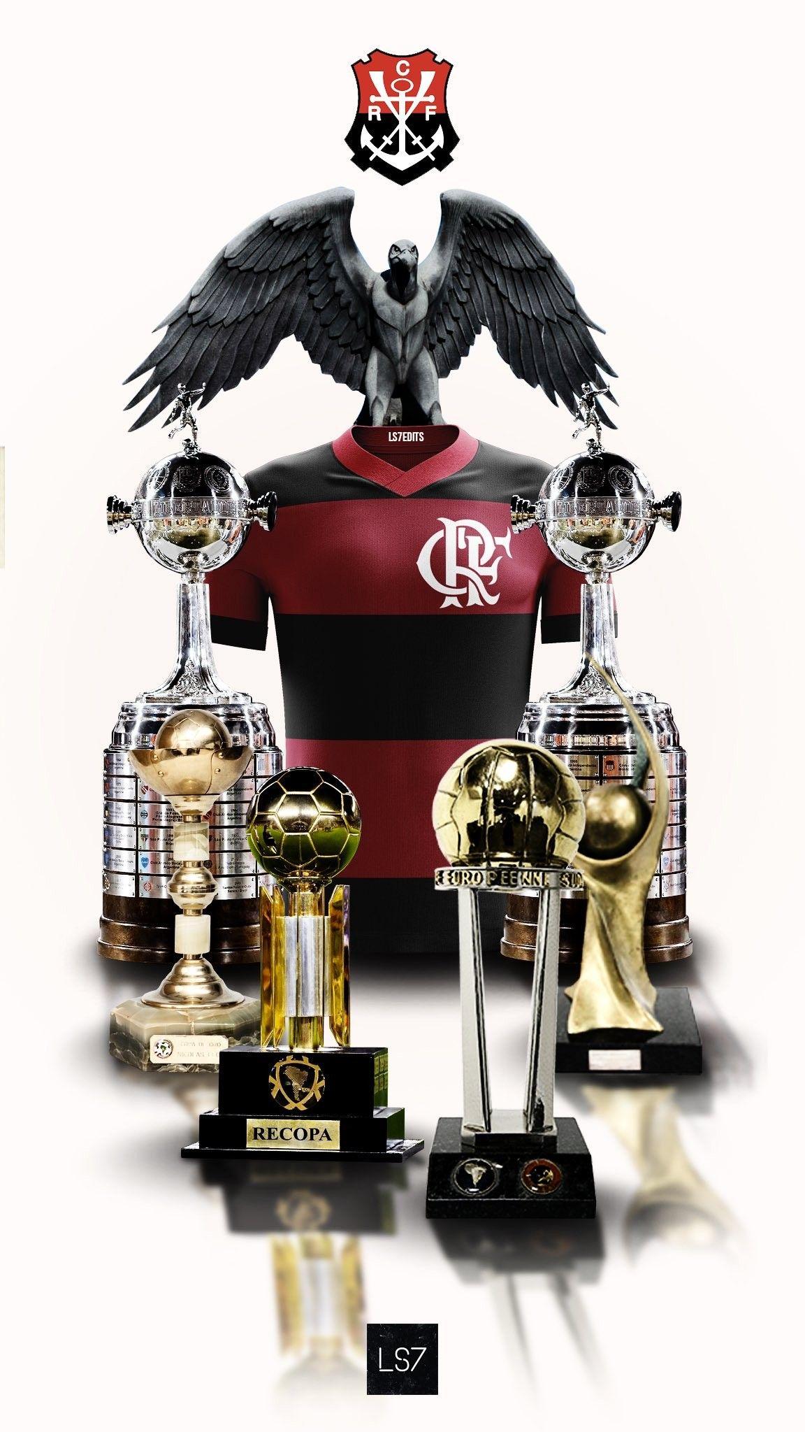 Títulos Flamengo 2019 em 2020 Vamos flamengo