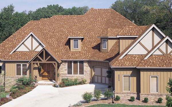 Best Tamko Heritage Harvest Gold Shingle Colors Roof 400 x 300
