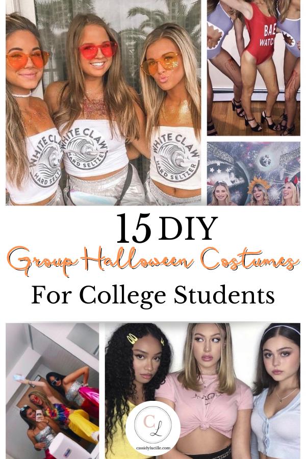 Trio Halloween Costumes | Attractive Halloween Cos